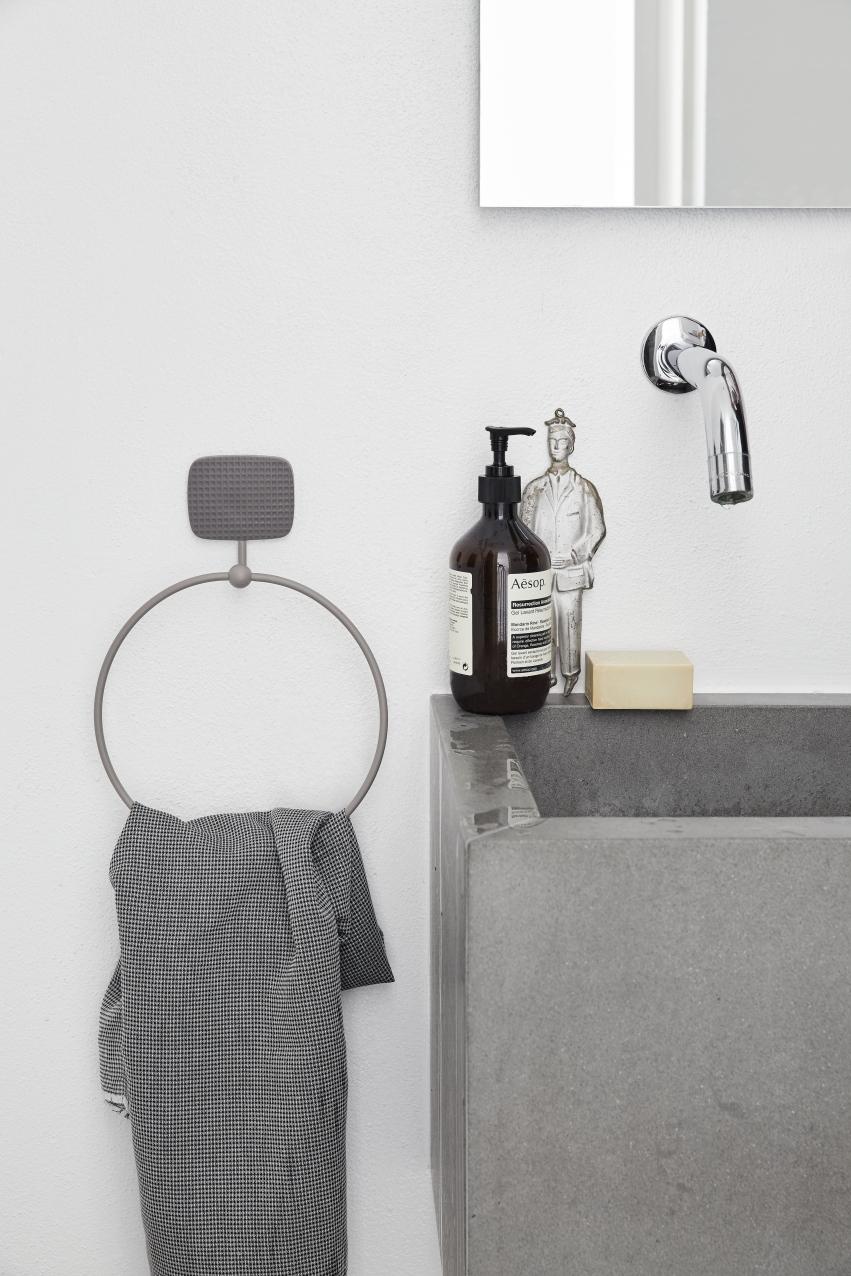 Porta asciugamano per il bagno - Porta asciugamano bagno ...